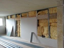 Ständer-Trennwand erstellen